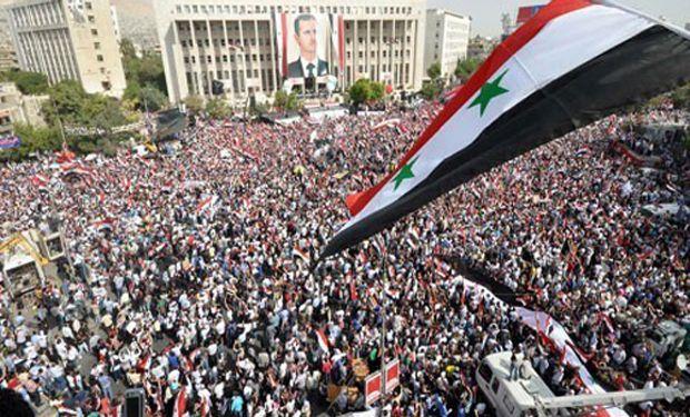 Presidentes Sudamérica debaten condena a posible intervención de EEUU en Siria