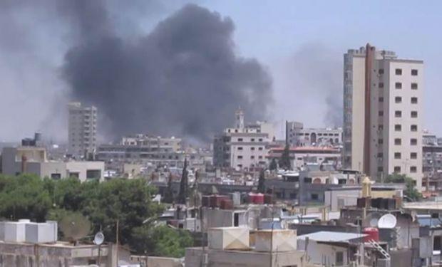 ONU analiza ataque químico y Siria le pide que impida ofensiva extranjera