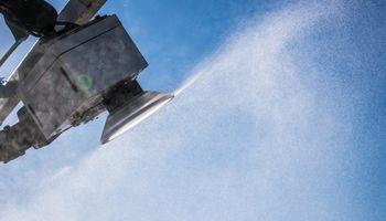 Aspersores rotativos: un sistema de pulverización que controla el tamaño de la gota