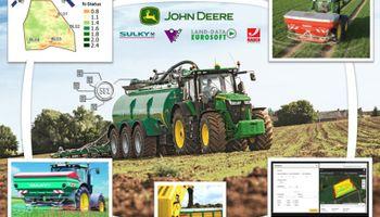 Sistema de gestión integral de nutrientes se destacó en Agritechnica
