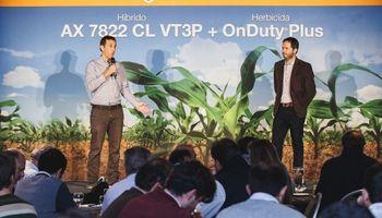 BASF y Nidera vuelven a apostar a la innovación en conjunto