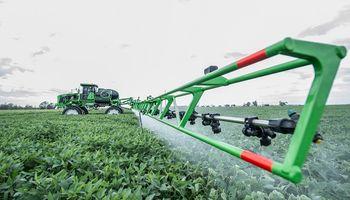 La venta de implementos agrícolas y sembradoras es la más alta desde 2011