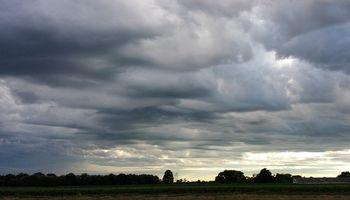 Temperaturas bajas y precipitaciones débiles hacia el fin de semana