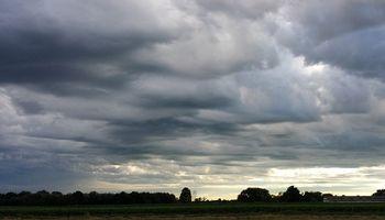 Servicio Meteorológico Nacional emitió un alerta por tormentas en el Litoral