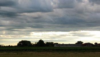 Clima inestable para el Litoral con posibilidad de lluvias débiles