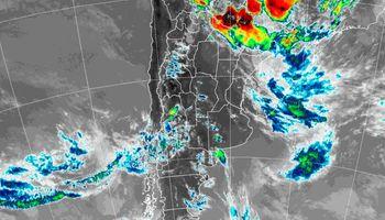 Alerta del SMN: las tormentas fuertes alcanzan a 5 provincias del centro
