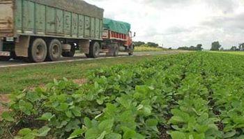 Ruta clave para la soja y maíz en Brasil