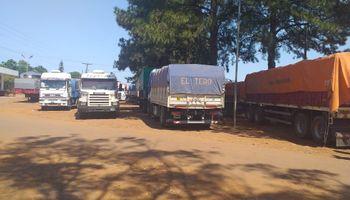 Contrabando de soja en Misiones: secuestran 8 camiones y destacan que es uno de los operativos más grandes de la historia