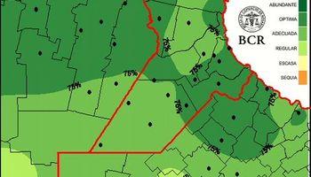 Zona núcleo: esperan promedios de 38 quintales en soja de primera