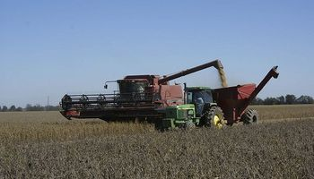 La cosecha de soja ya comenzó en Uruguay