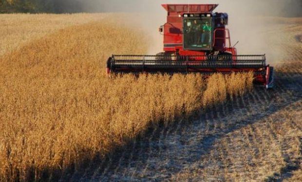 Ralentización de la cosecha de soja volvió a ponerla en alza.