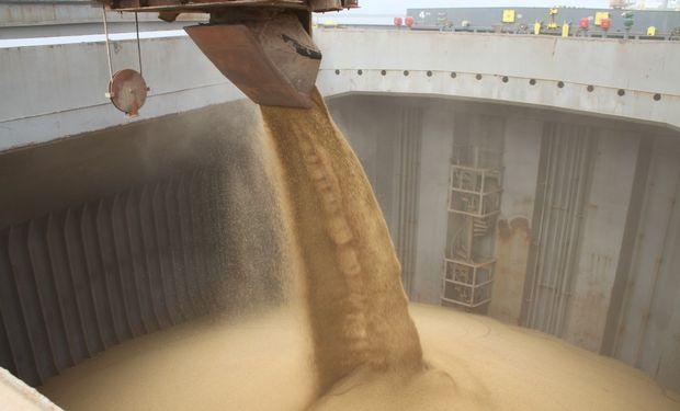 En Brasil la soja subió un 22,8% gracias a la devaluación.