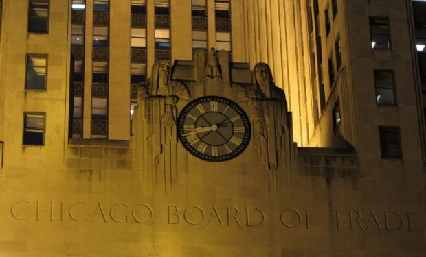 La soja en Chicago alcanza un máximo de dos años