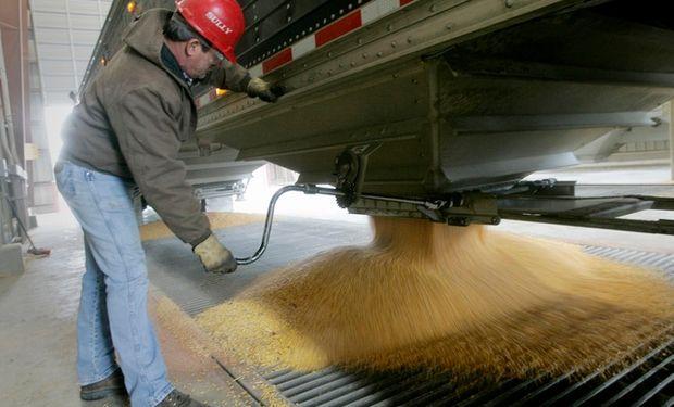 """""""Puede haber un riesgo de que disminuya"""", dijo Zhou, operador senior en el gigante de materias primas Cargill."""