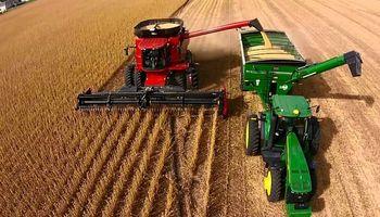 A todo ritmo, comenzó la cosecha de soja en Estados Unidos