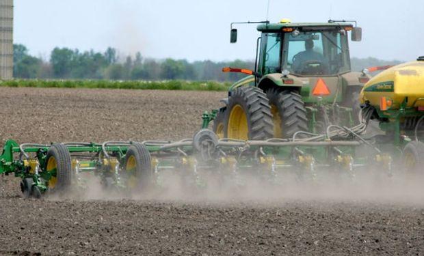 La intención de los farmers es sembrar más soja.