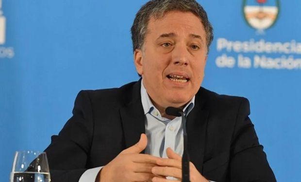 Lo confirmó el ministro de Hacienda, Nicolás Dujovne.