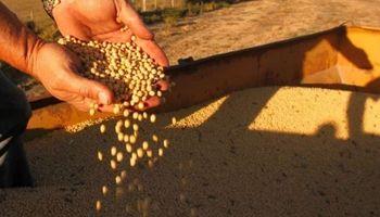Gestiones para que se amplíe el reintegro a productores sojeros