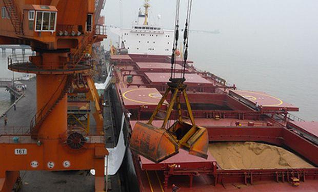 Importaciones de soja de China serían récord en 2013/2014