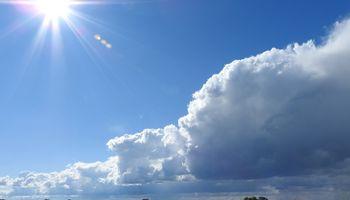 Suben las temperaturas y las lluvias brillan por su ausencia