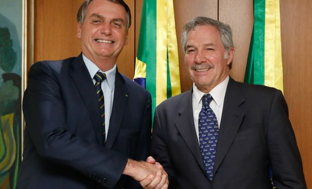 El nuevo canciller de Brasil destacó la importancia de garantizar los flujos comerciales con Argentina