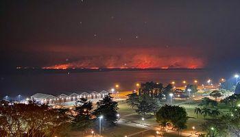 Rosario traslada el Concejo Deliberante a las islas en reclamo por los incendios del Delta del Paraná
