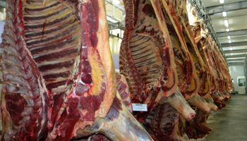 EEUU: noviembre con el mayor stock de carne roja en cámaras en 100 años