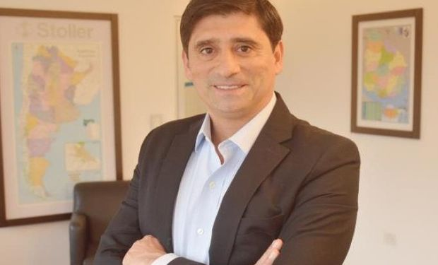 Ignacio Moyano, Gerente General de Stoller Argentina & Uruguay.