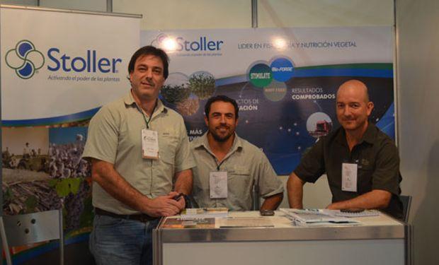 Representantes de Stoller en el Simposio Fertilidad 2015.