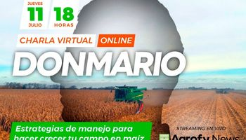 EN VIVO: Estrategias para hacer crecer tu campo en maíz