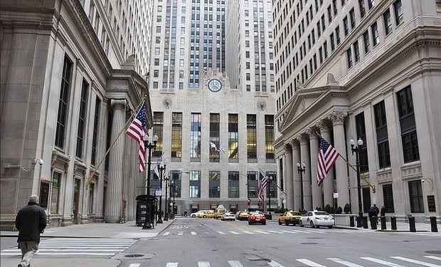 Las subas siguen dominando la operatoria en Chicago