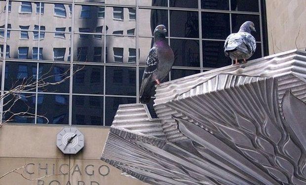 Cierre de semana con subas en Chicago