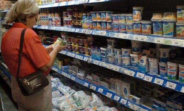 Advierten por subas de precios en los lácteos y faltantes.