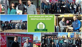Agrofy premió a las sucursales online destacadas