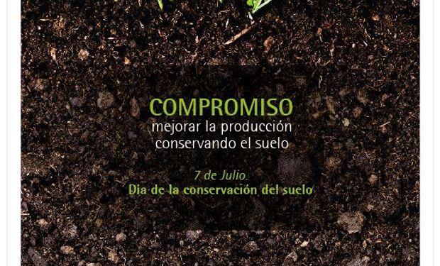 El 7 de Julio se conmemora el día de la Conservación del Suelo