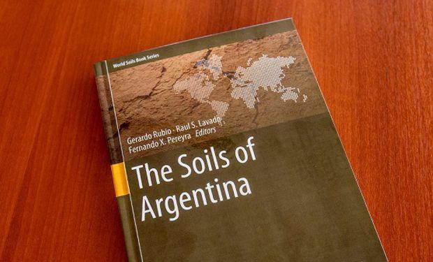 Se trata de una recopilación de los suelos de Argentina, que también está destinado a investigadores y técnicos como material de consulta.