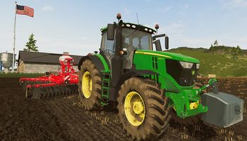 Lanzaron Farming Simulator 20, el juego que revolucionó al campo en los celulares
