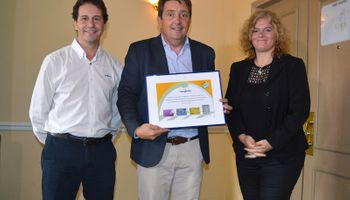 Se entregaron los premios a los ganadores del Programa Sembrando Conciencia edición 2017