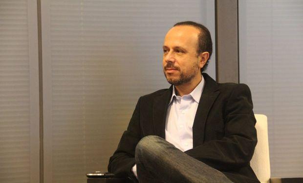 El director general de Syngenta para Latinoamérica Sur.