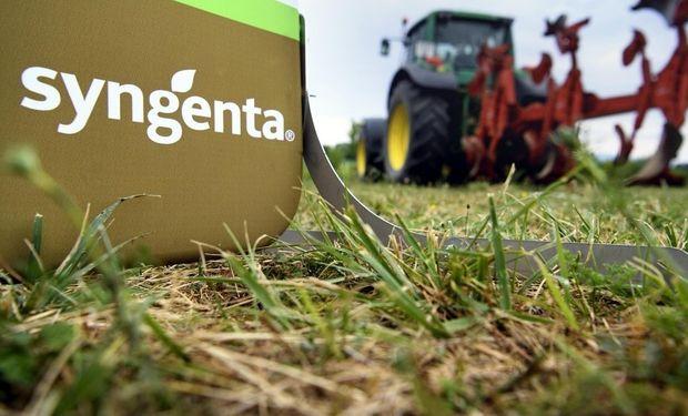 Syngenta fue adquirida por la empresa química estatal china ChemChina. EFE/Laurent Gillieron