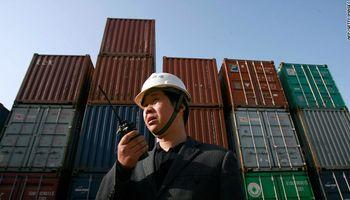 Freno al motor exportador asiático
