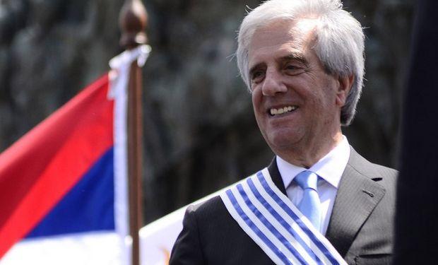 Tabaré Vázquez. Foto: EFE