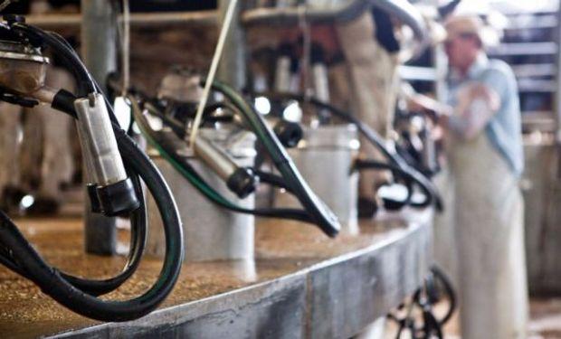 En Tandil entregaron en forma gratuita alrededor de 5.000 litros de leche.