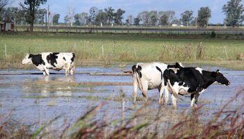 Cierran más tambos por las inundaciones