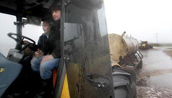 Inundaciones: hay casi 500 tambos menos en producción
