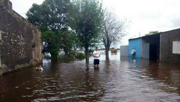 La historia del tambo centenario que cerró por las inundaciones