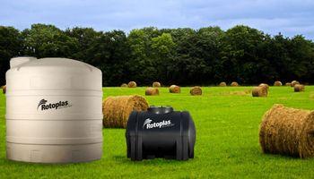 Tanque de agua vertical: clave para cubrir la necesidad de agua potable en el campo