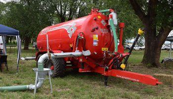 Tanques estercoleros con nueva tecnología anticorrosión