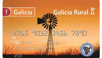 Nueva tarjeta Galicia Rural - Angus