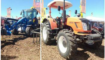 Taurus: maquinaria agrícola que cubre las necesidades del productor